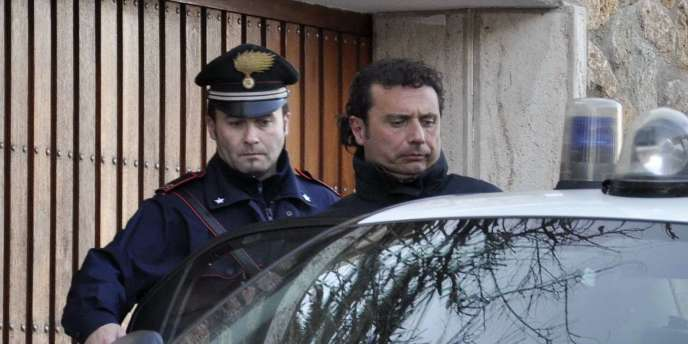 Francesco Schettino, le commandant du