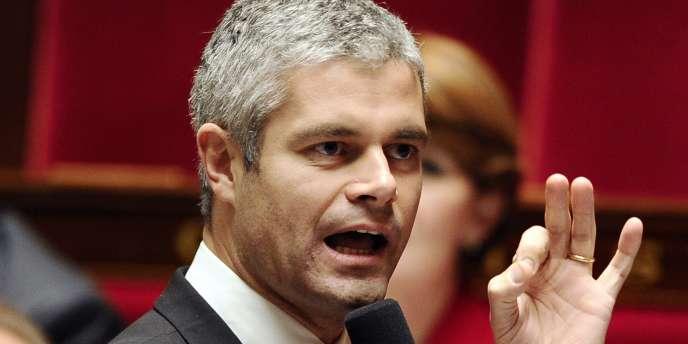 Laurent Wauquiez, leader de la