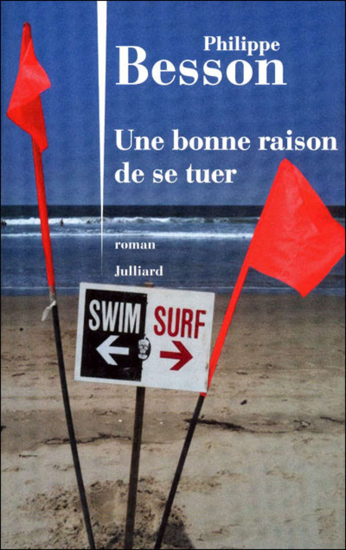 Couverture de l'ouvrage de Philippe Besson,