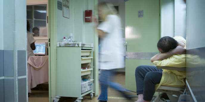 A l'hôpital Beaujon de Clichy