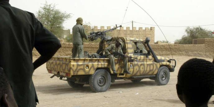 Au Mali, la rébellion a été renforcée par le retour d'anciens mercenaires de Mouammar Kadhafi.