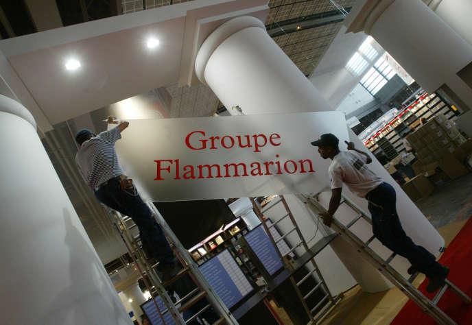 Selon un banquier, le groupe Flammarion vaut entre 220 et 250 millions d'euros.