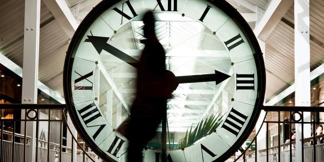 Le système actuel du temps a été défini en 1972, avec l'adoption du
