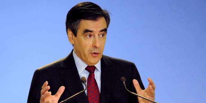 Le premier ministre à Sarrebourg (Moselle), vendredi 20 janvier.