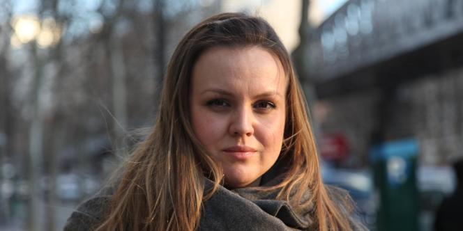 Ekaterina Tyunina, 26 ans, est venue de Russie pour étudier en France en 2006. Elle se bat aujourd'hui pour pouvoir poursuivre sa formation professionnelle en France.