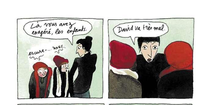 Photo: Le lombard