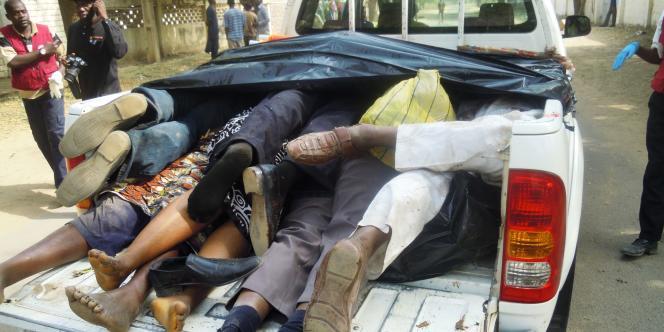 La série d'attaques coordonnées et de fusillades qui a secoué vendredi soir Kano, deuxième ville du Nigeria, a fait au moins 162 morts.