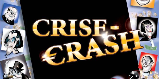 Jeu de société Crise Crash