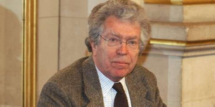 Pierre Joxe était un proche de François Mitterrand.