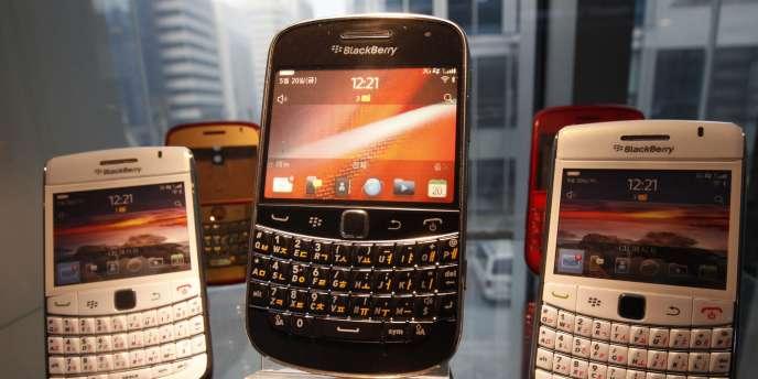 BlackBerry s'attend à de nouvelles pertes au deuxième trimestre.