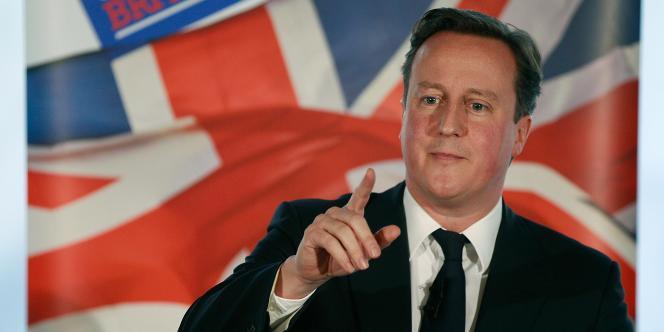 Le premier ministre britannique a lancé le pays dans une vaste cure d'austérité.