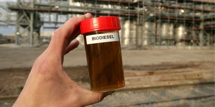 Obtenus à partir d'une matière première végétale (biomasse), les biocarburants se divisent en deux grandes familles : la filière éthanol, à base de betterave et de céréales, pour l'essence, et la filière huiles végétales, à base de colza, pour le diesel.