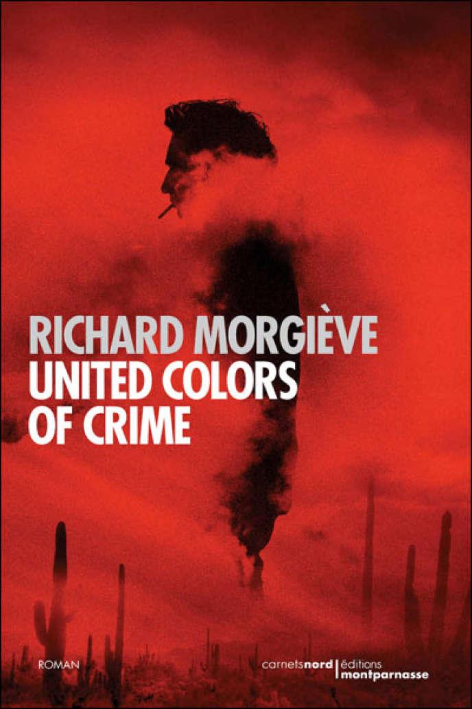 Couverture de l'ouvrage de Richard Morgiève,