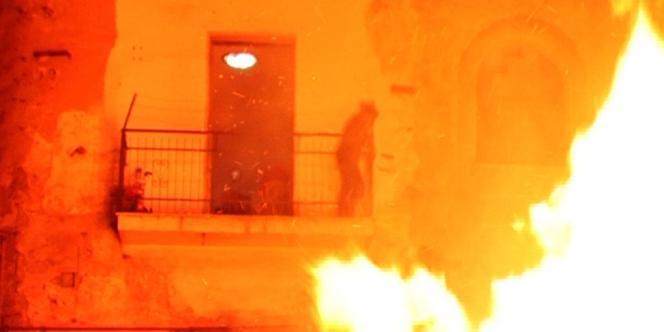 Une image du film documentaire italien de Giovanni Cioni,