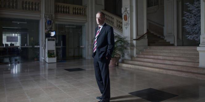 A 51 ans, le Britannique Martin Forst est élu au conseil municipal de Limoges.