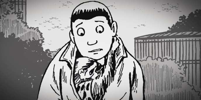 Une image du film d'animation singapourien d'Eric Khoo,