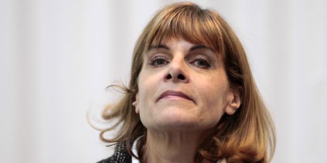 Anne Lauvergeon, le 16 janvier 2012.