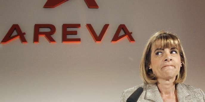 Anne Lauvergeon avait été écartée de la direction d'Areva et remplacée par Luc Oursel en juin dernier sur fond de relations tendues avec le patron d'EDF, Henri Proglio, et le président Nicolas Sarkozy.
