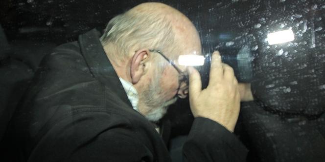 Jean-Claude Mas, le 26 janvier 2012.