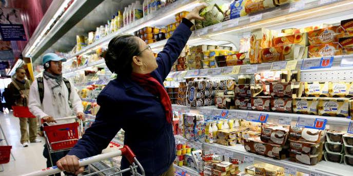 Frédéric Vincent, porte-parole Santé et Politique des consommateurs relève que