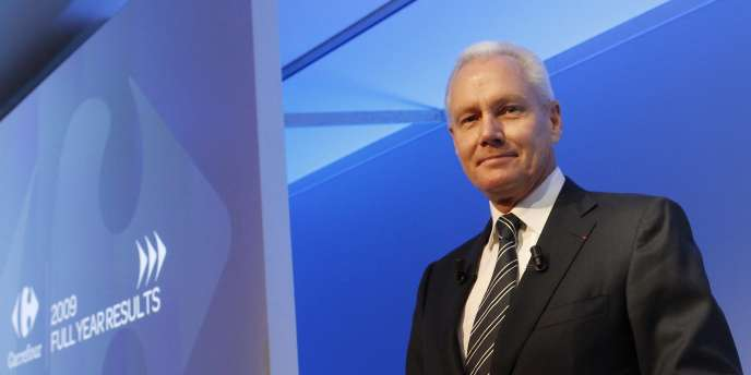 Lars Olofsson, l'ancien titulaire du poste, a annoncé jeudi sa démission, quatre semaines avant la date initialement prévue.