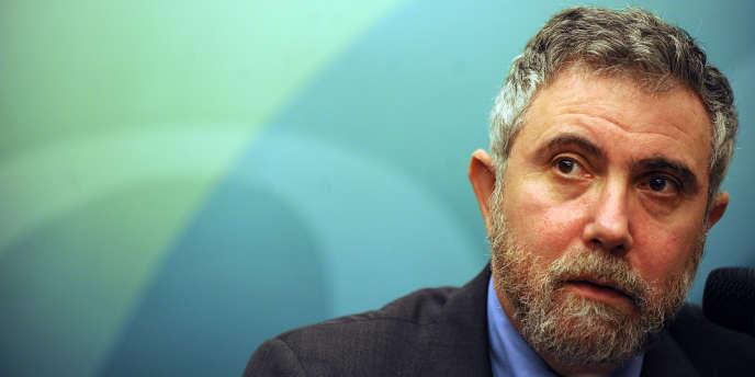 Paul Krugman, prix nobel d'économie et chroniqueur au New York Times.