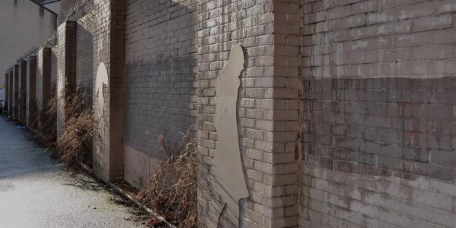 L'un des 99 murs de Belfast.