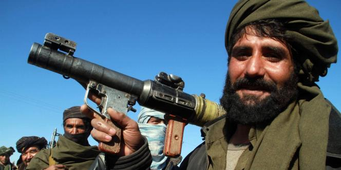Des combattants talibans.