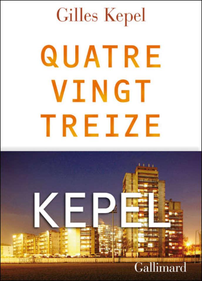 Couverture de l'ouvrage de Gilles Kepel,