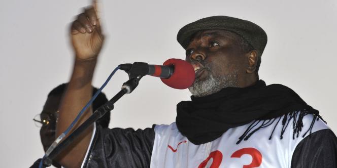 Le coordonateur du M23, Alioune Tine, a été libéré, mardi 31 janvier, après avoir été retenu deux jours par les autorités.