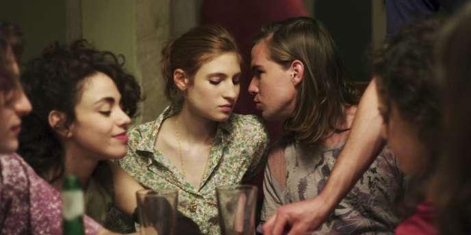 Agathe Bonitzer dans le film français de Thierry Binisti,