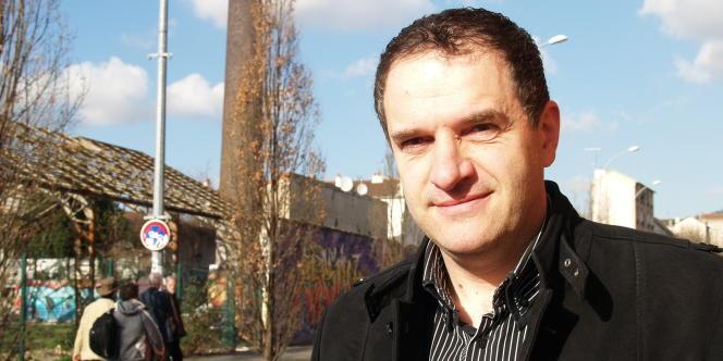 Luc Maroni, pasteur à Lens.