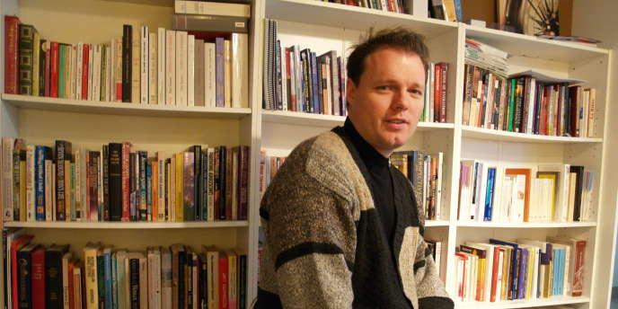 Le pasteur Raphaël Anzenberger a travaillé comme cadre chez Michelin pendant sept ans et réalisé sa formation théologique aux Etats-Unis.