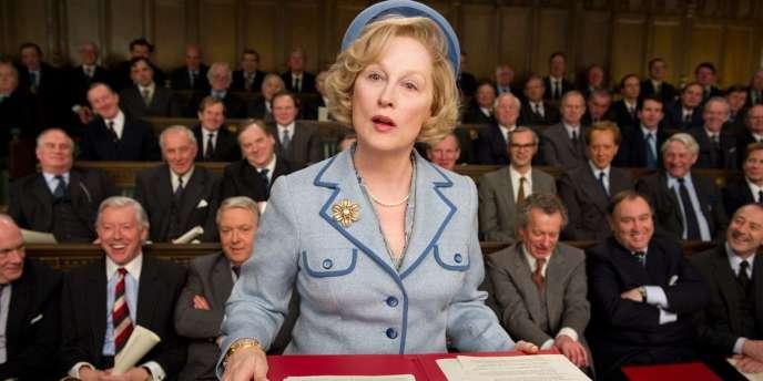 Meryl Streep dans le film britannique de Phyllida Lloyd,