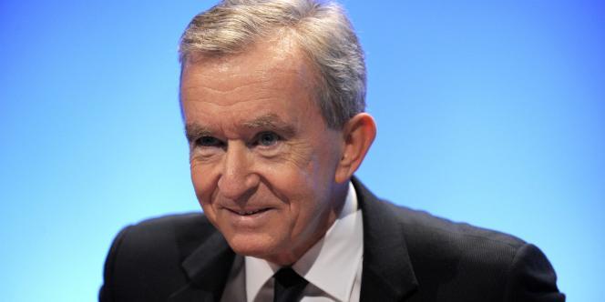 Bernard Arnault, PDG du groupe LVMH, maintient sa demande de naturalisation belge.