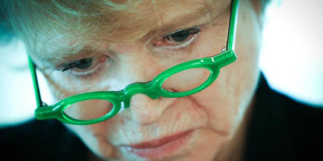 Eva Joly (Europe Ecologie-Les Verts) a déposé 639 parrainages jeudi.