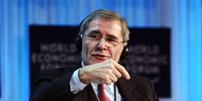 Gérard Mestrallet, le PDG de GDF Suez.