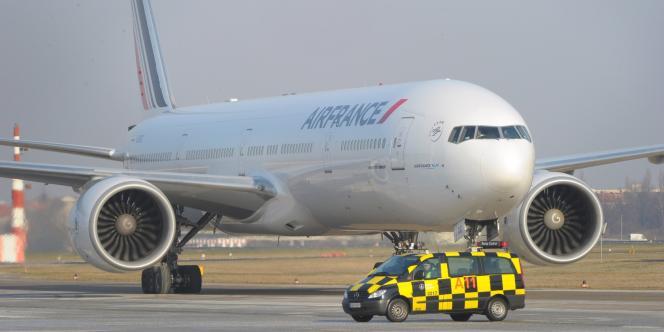 La direction d'Air France a indiqué que le plan