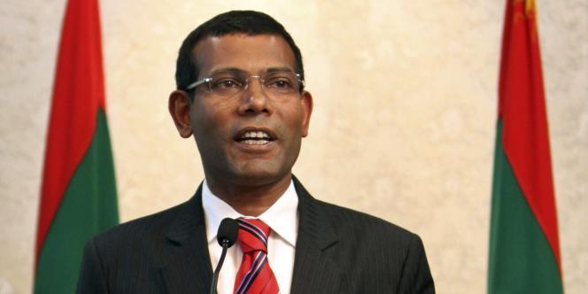 Le président des Maldives, Mohamed Nasheed, a annoncé sa démission, mardi 7 février.