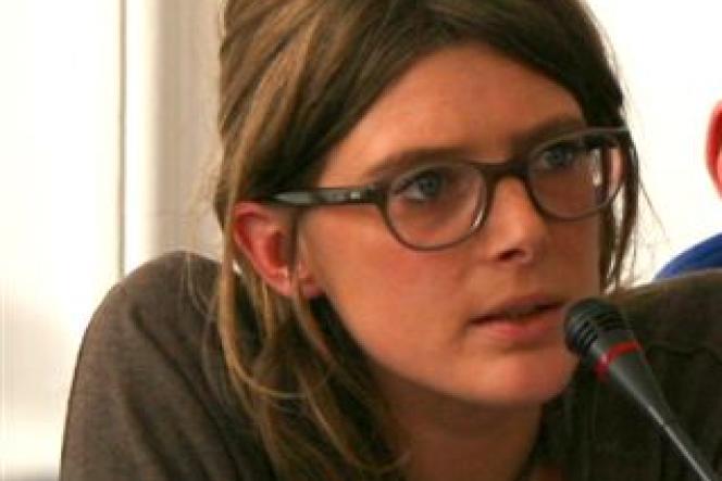 Marie Crétenot, juriste à l'Observatoire international des prisons (OIP).