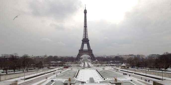 La France a connu du 1er au 13 février une vague de froid