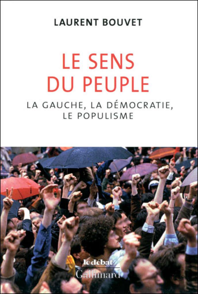 Couverture de l'ouvrage de Laurent Bouvet,