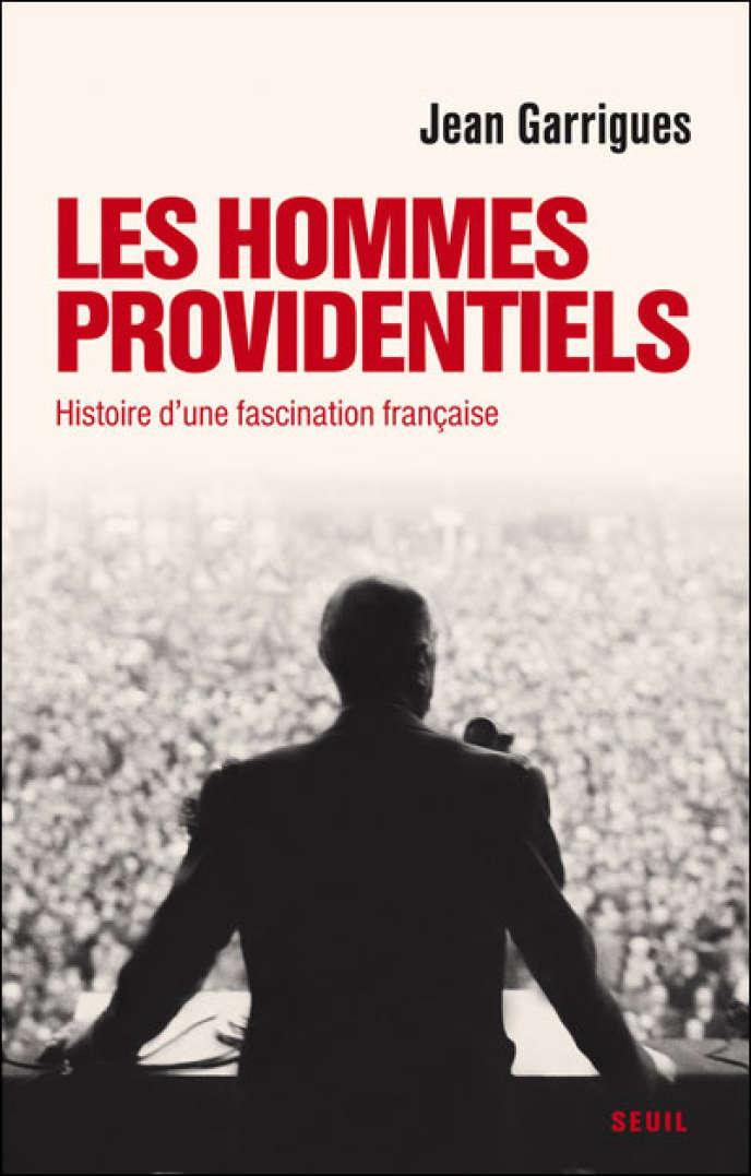 Couverture de l'ouvrage de Jean Garrigues,