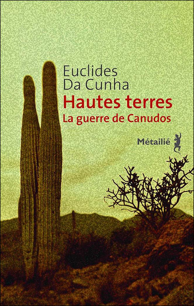 Couverture de l'ouvrage d'Euclides Da Cunha,