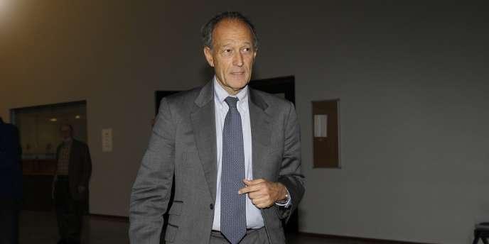 Thierry Gaubert a contesté les accusations de l'homme d'affaires franco-libanais sur un financement occulte de la campagne d'Edouard Balladur en 1995.