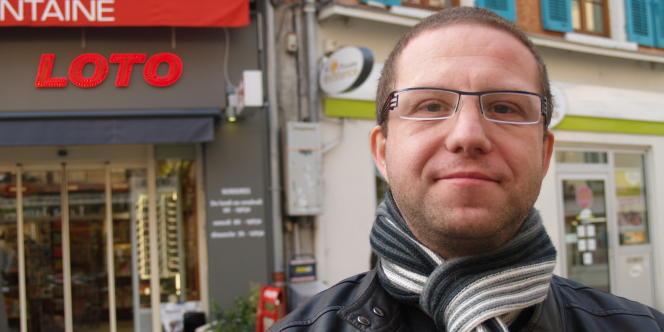 Philippe Miklou, délégué FO chez Photowatt.
