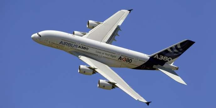 Les livraisons d'Airbus aident à réduire le déficit commercial de la France. Elles atteignent un nouveau record avec 34 appareils en mars pour 2,88 milliards d'euros.