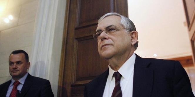 Pour le premier ministre grec, Lucas Papademos, renoncer à son salaire relève d'une