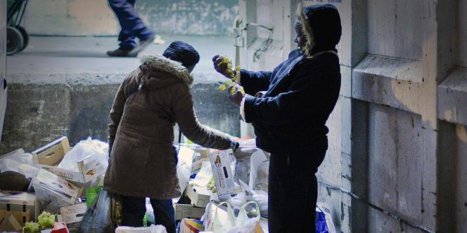 Dans les pays riches, c'est le gaspillage alimentaire, au stade de la préparation, de la distribution ou de la consommation, qui domine.