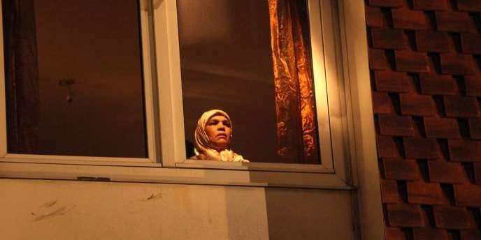 Une scène du film français de Philippe Faucon,